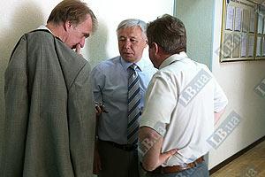 На суд над Тимошенко пришли Павленко, Ехануров, Вакарчук и Винский
