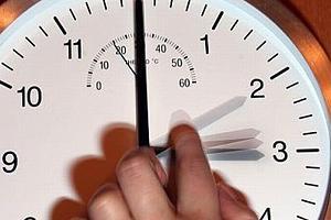 Рада может отменить перевод времени на следующей неделе