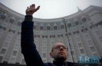 Яценюк не может вылететь на встречу с Тимошенко