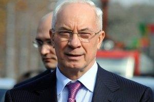 Азаров: цена на газ убийственная, но Россия - не враг