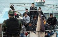 Ливия отказалась принимать беженцев обратно