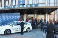 В Житомире начался набор в патрульную полицию