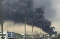 В бельгийском порту прогремел мощный взрыв