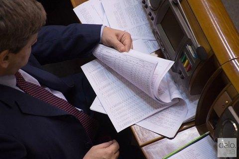 Бюджетна резолюція 2017 – не приймати небезпечно