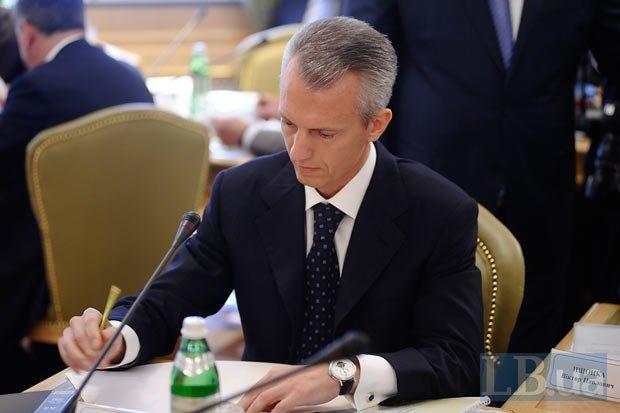 «Главным» по газовым переговорам с Россией назначен Хорошковский