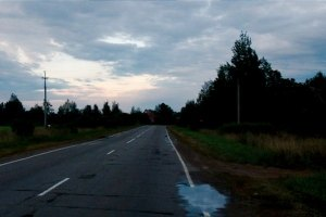 """""""Разрушенная"""" винницким кандидатом дорога оказалась неповрежденной"""