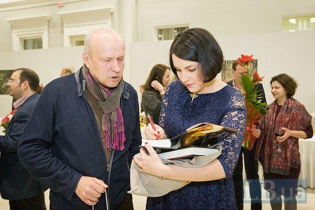 Олег Рыбачук и Соня Кошкина