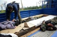 На блокпосту возле Донецка убито не менее 3 человек