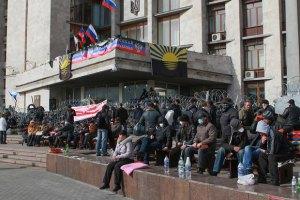 Донецкие сепаратисты намерены провести референдум до 11 мая