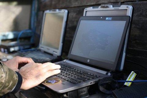 Волонтеры доукомплектуют систему управления артогнем на передовой