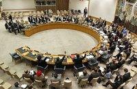 Радбез ООН ухвалив проект резолюції щодо Сирії