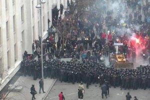 Оппозиция заявляет, что не имеет отношения к штурму на Банковой