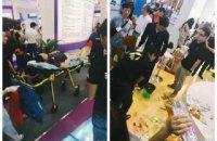 В Китае впервые робот напал на человека