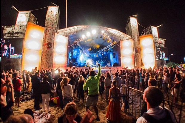 Концерт Фестиваль Джаз Коктебель в Затоці