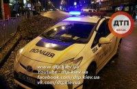 В Киеве прохожий ударил патрульную во время оформления ДТП