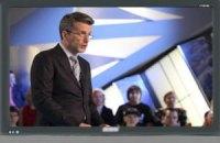 ТВ: на грани выборов