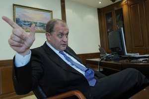 Могилев уволил главного милиционера Харькова