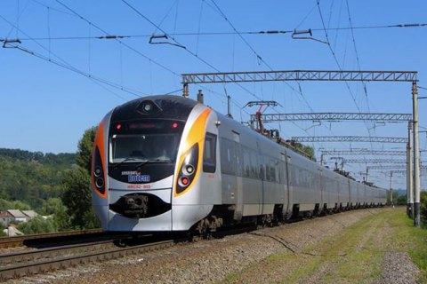 Киев ипольский Перемышль хотят соединить скоростным поездом