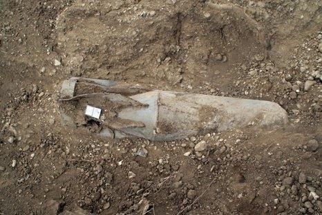 В Сартане трактор подорвался на мине