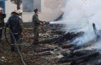 Пожар в доме престарелых возник из-за халатности персонала?