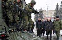 Путин приводит войска у границы с Украиной в высшую степень боеготовности