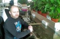 Как переселенец из Луганска упростил жизнь станциям переливания крови