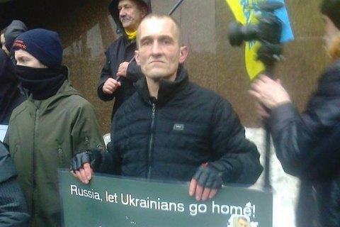 Русский артист, участник Евромайдана, получил статус беженца вУкраинском государстве
