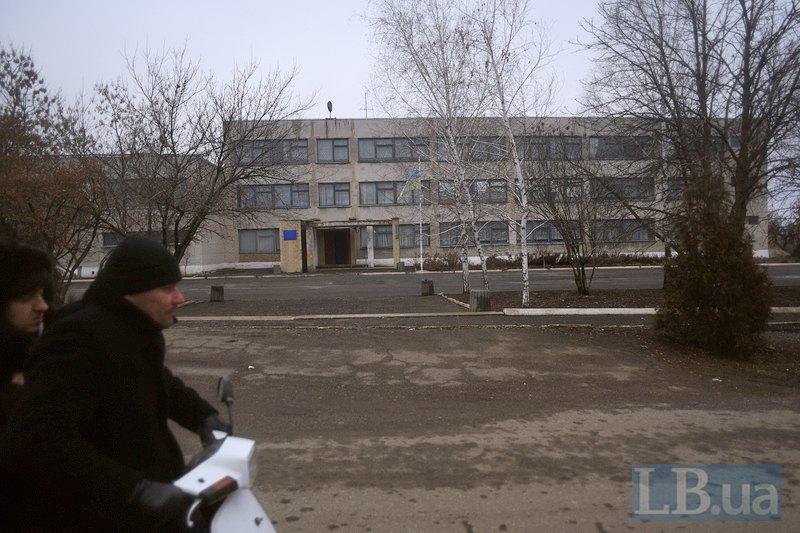 Основна шкільна будівля