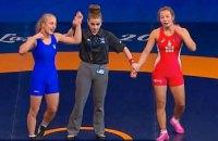 Украинцы завоевали еще три медали на чемпионате мира по борьбе в Лас-Вегасе