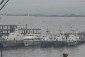 Госпогранслужба усиливает охрану морской границы Украины