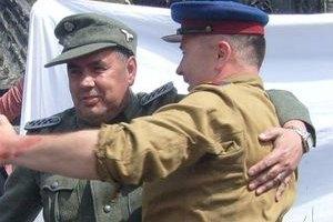 В центре Львова показали, как нацисты и Советы делили Украину