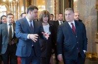 Венгрия выделила Украине 50 млн евро на развитие пограничной инфраструктуры