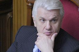 """Литвин пожаловался, что не имеет полномочий вводить """"сенсорный палец"""""""