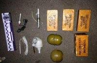 В Житомирской области за сбыт боеприпасов и взрывчатки задержан сержант ВСУ