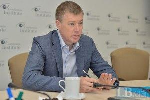 Ларин предлагает создать должность Министра по мирному урегулированию конфликта на Донбассе