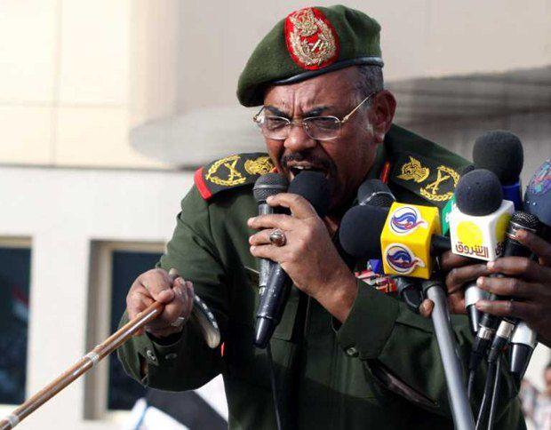 Президент Судана обращается к народу