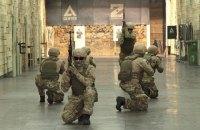 МВД подготовило 35 бойцов КОРД для Донецкой и Ровенской областей