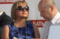 Ирина Луценко: муж не сомневался в справедливости оппозиционного списка