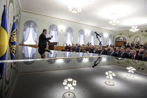 Порошенко сегодня обсудит с управлением ЕСбезвиз для Украины