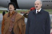 2007 року Саркозі взяв у Каддафі $ 100 млн, - Лукашенко