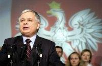 Качиньский заступился за Тимошенко