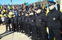 В Херсоне начала работу новая патрульная полиция