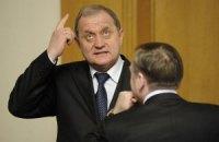Могилев признал: ветераны приехали во Львов с группой поддержки