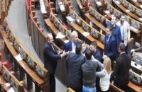 Нардепы Кишкар и Головко подрались в Раде