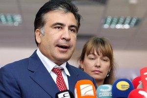 Арестами оппонентов нельзя решать политические вопросы, - Саакашвили