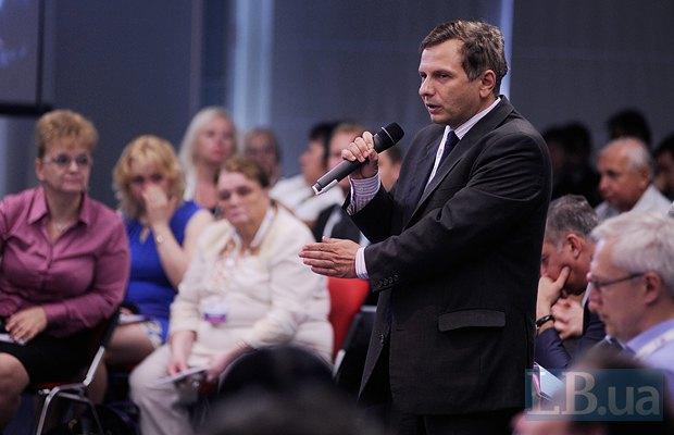 Олег Устенко, руководитель Центра мировой экономики НАН Украины