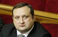 Арбузов назвал попыткой захвата власти события в Киеве