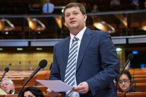 Арьев заявил в ПАСЕ о тотальной коррупции в Украине