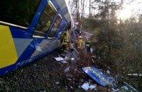 В железнодорожной катастрофе в Германии пострадали более 150 человек (обновлено)