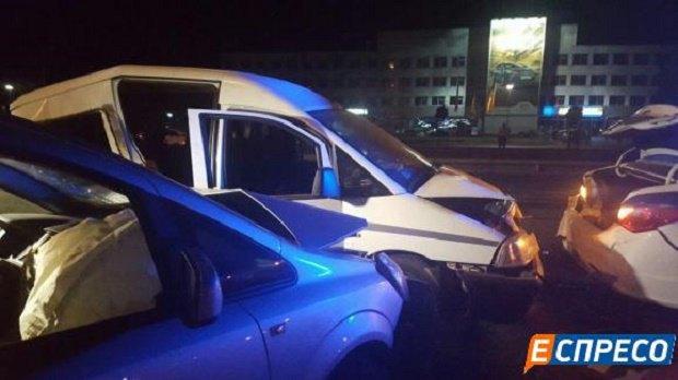 Нетрезвый уроженец Хабаровска сбил 2-х полицейских вКиеве